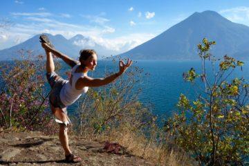 Dancer in Guatemala
