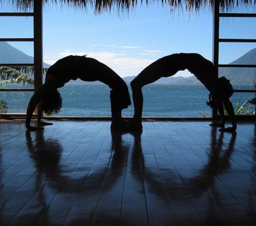 View Yoga Retreat Calendar